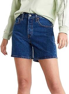 Levi's 501 Mid Thigh Short Pantalones Cortos para Mujer