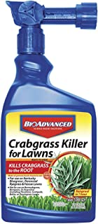 Bayer Advanced 704115 Crabgrass Killer for Lawns Ready-To-Spray, 32-Ounce