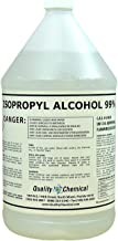 Isopropyl Alcohol Grade 99% Anhydrous (IPA)-1 Gallon (128 oz.)