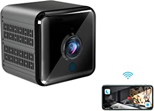 Mini Kamera, Super Infrarot Nachtsicht Mini überwachungskamera Gumgood FHD 1080P..