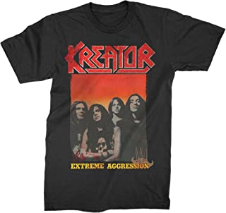 DressCode Kreator - Mens Extreme Aggression T-Shirt
