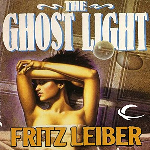The Ghost Light audiobook cover art