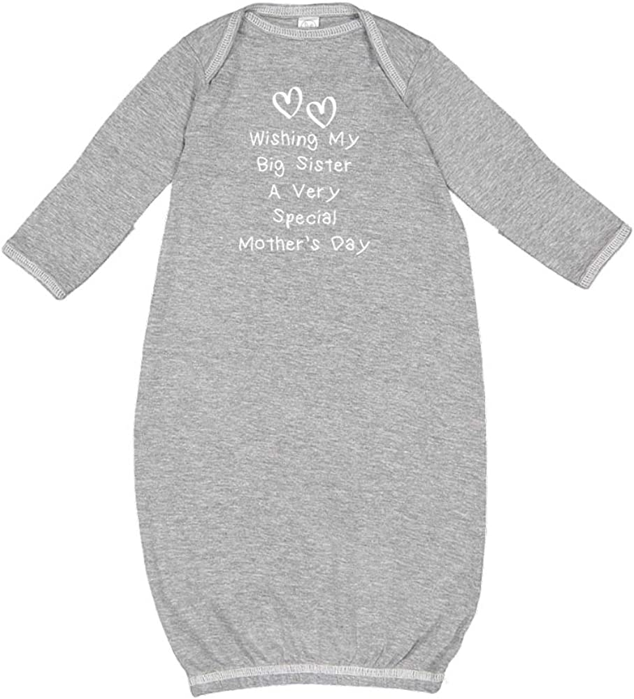 Wishing My Big Sister Max 73% New Free Shipping OFF A Very Special Sl Cotton Mother's Day Baby