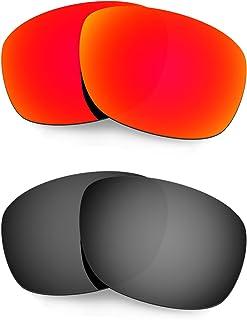 Hkuco Mens Replacement Lenses For Oakley Ten X Sunglasses