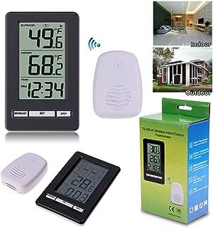 zijianZZJ Thermometer Temperaturanzeige mit Gebrauchstauglichem 0,9 bar Thermo-K/ühlerdeckel Tankdeckel 2019