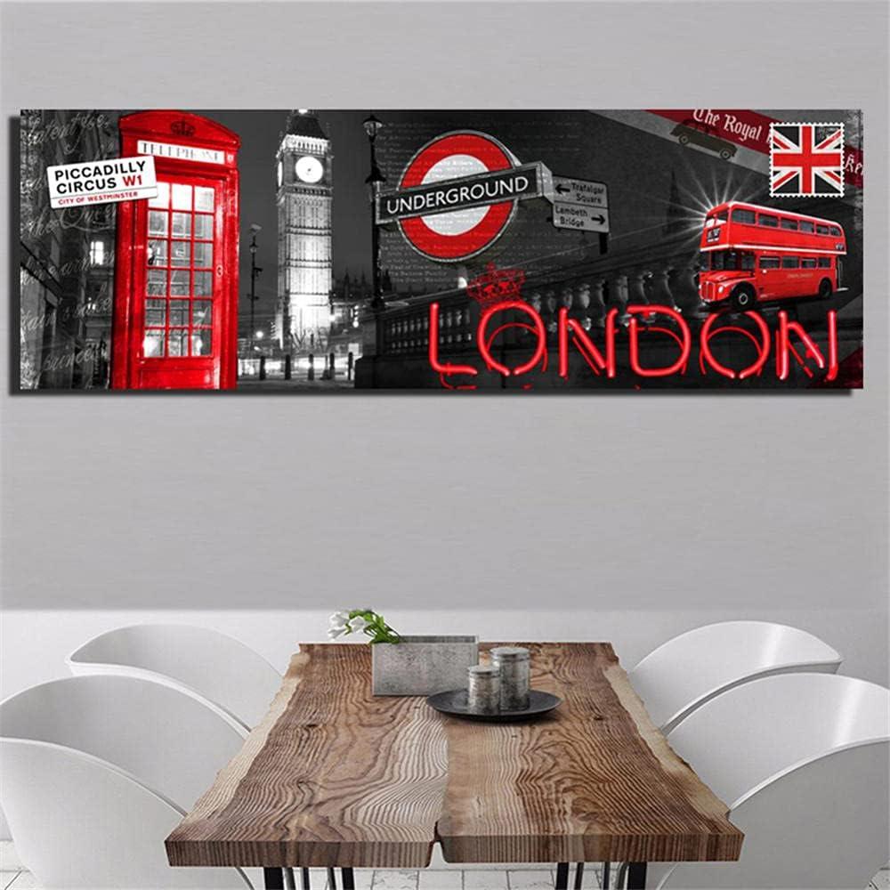 Diamond Painting London City View Surprise price Large Ful Kit trend rank