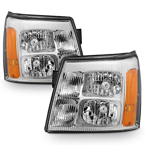 03 escalade headlight assembly - 8
