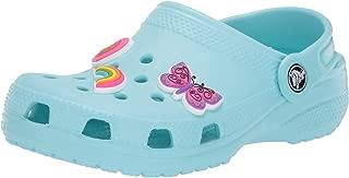 Crocs Kids' Classic Charm Clog