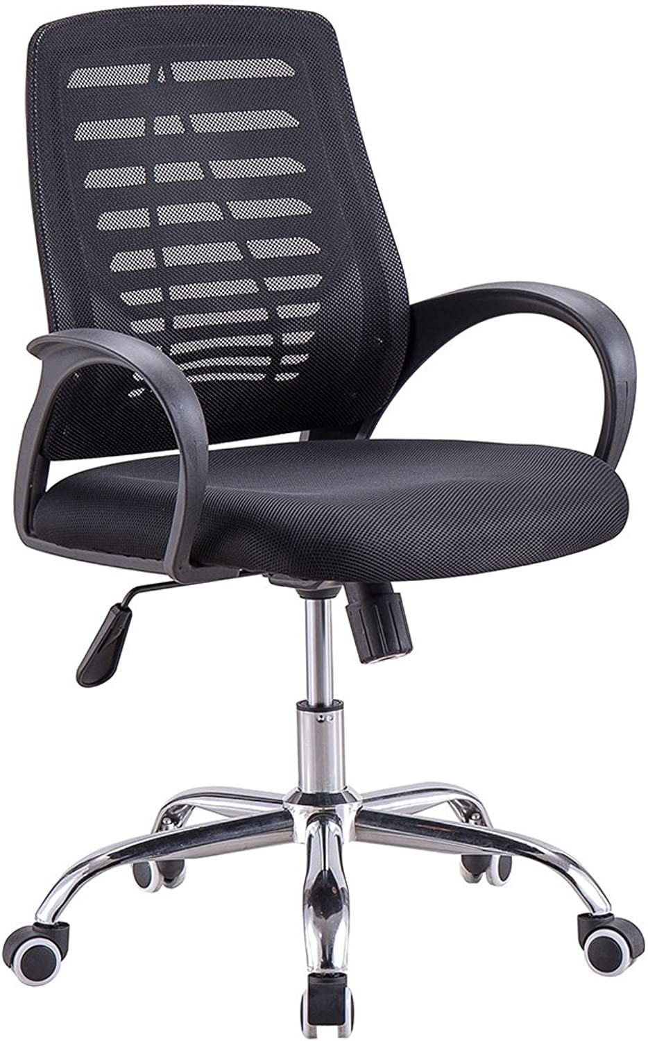 Greawei@ Home Computer Chairs Office Chairs Ergonomic Chair Lift Zhuanyi Internet Cafes Bow Staff Chair(Multiple Colour) Comfortable and Durable