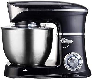 Kneading maskin, mixer, elektrisk vertikal matblandare, rostfritt stål kockmaskin 6.5 skål grädde mixer, automatisk knådni...