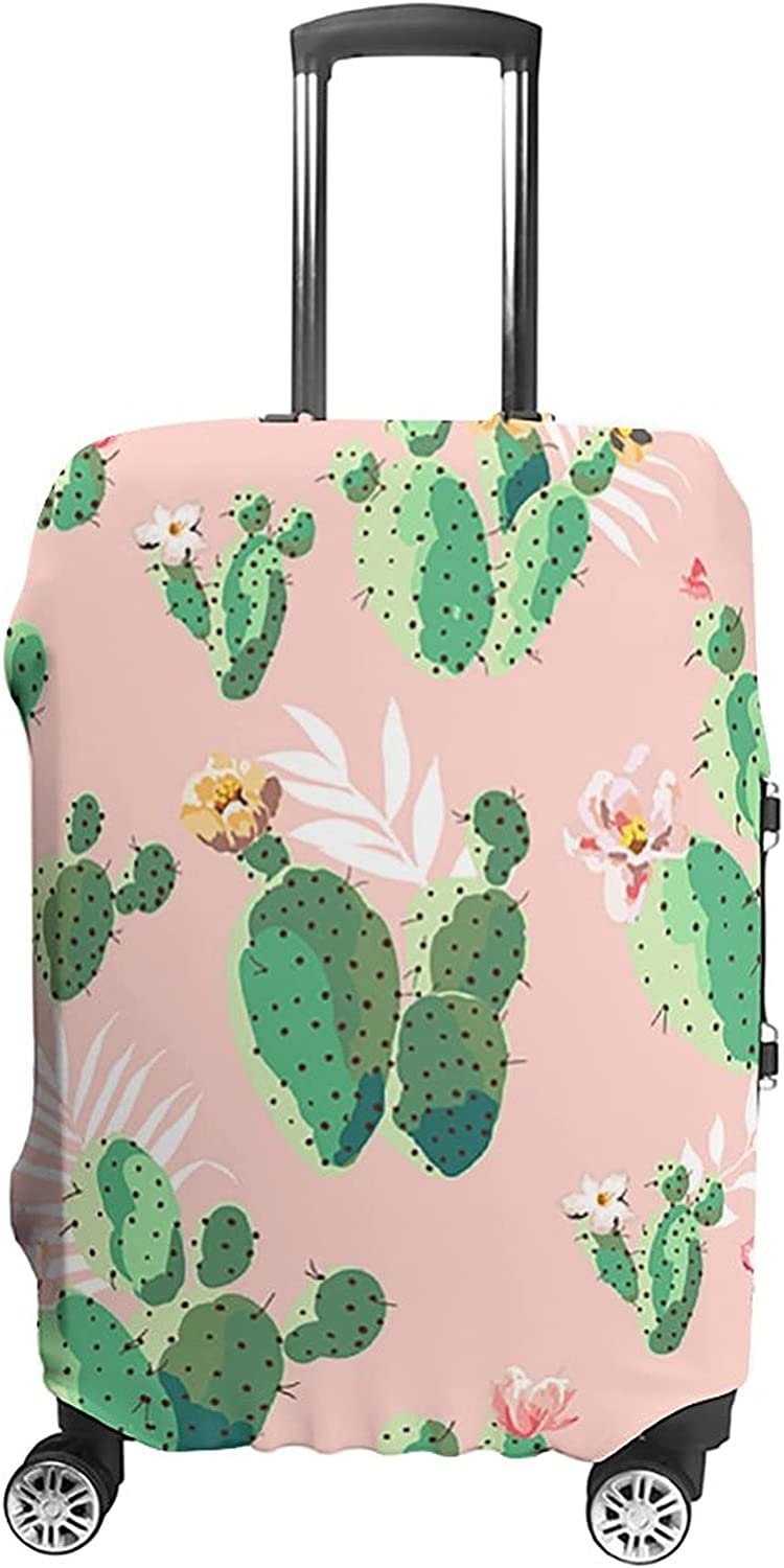 Cute Plant Travel Luggage Protective Baggag outlet Suitcase Very popular Cover