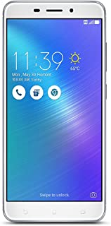 ASUS ZenFone 3 Laser 5.5-inch Glacier Silver [ZC551KL] Laser auto-focus, 13MP Rear / 8MP Front camera, IPS FHD display, 2GB RAM, 32GB storage