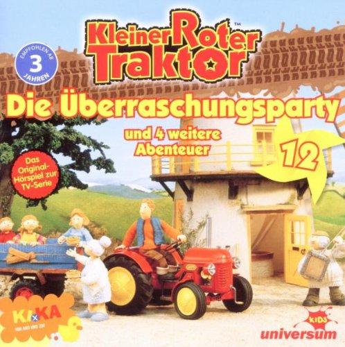 Kleiner Roter Traktor 12 Audio:die Beraschungspar