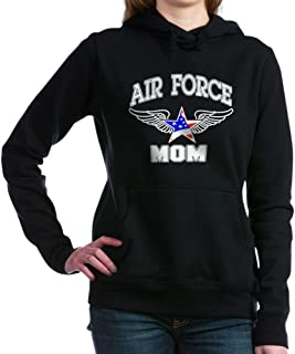 CafePress - Airforce_Mom.Png - Pullover Hoodie, Classic & Comfortable Hooded Sweatshirt
