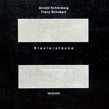Schönberg, Schubert: Klavierstücke