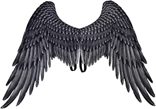 black angel wings male