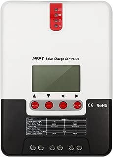 uxcell Solar Charge Controller MPPT 12V/24V 20A Tracer LCD Intelligent Panel SR-ML2420