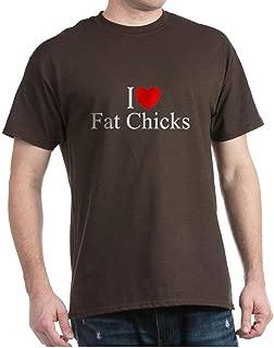 Best i love fat chicks t shirt Reviews