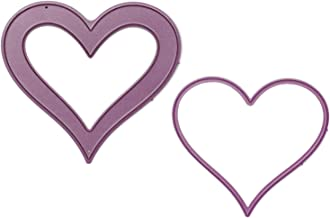 Cheery Lynn Designs K107 Heart Shaker Die Set