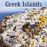 Kalender 2020 Griechische Inseln - Greek Islands mit Weihnachtskarte