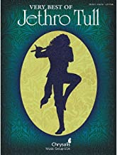 Hal Leonard Very Best of Jethro Tull Piano, Vocal, Guitar Songbook
