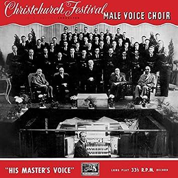 Christchurch Festival Male Voice Choir (Vol. 1)