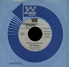 Manhattan love song / l a bound / (vinyl 12 inch single)