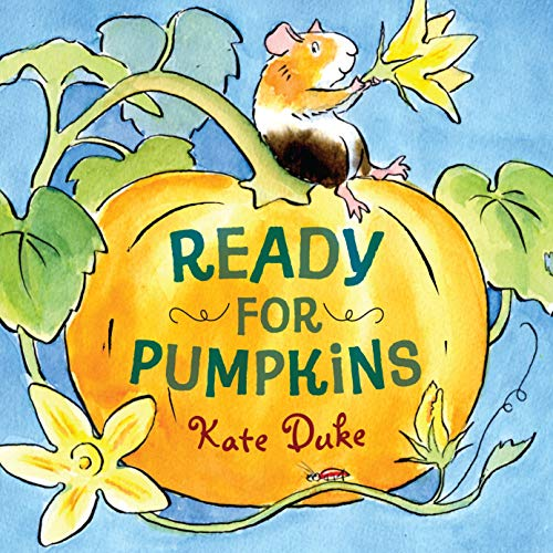 Ready for Pumpkins (English Edition)