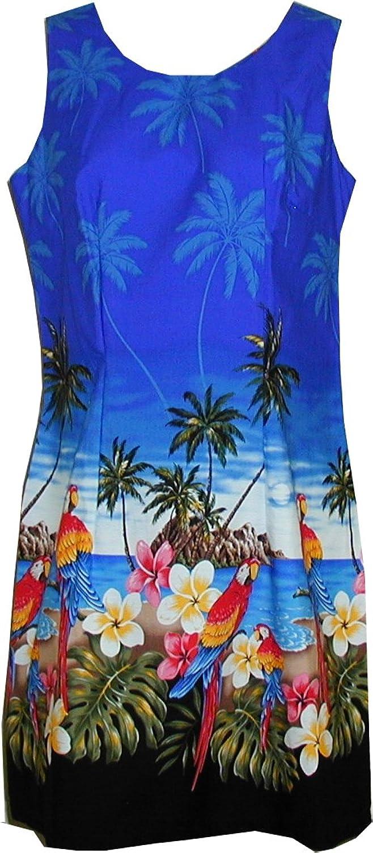 Hawaiian Sun Dresses Beach Parred Dress
