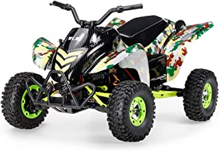 LXWM Mando A Distancia 1:12 2.4G 4WD 50 Km/H Eléctrico Cepillado Off-Road Modelo De La Motocicleta De Alta Velocidad Coche RC Car Kid Regalo