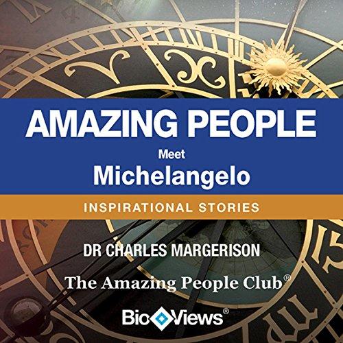 Meet Michelangelo audiobook cover art