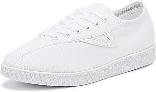 Tretorn Nylite Womens White/White Trainers