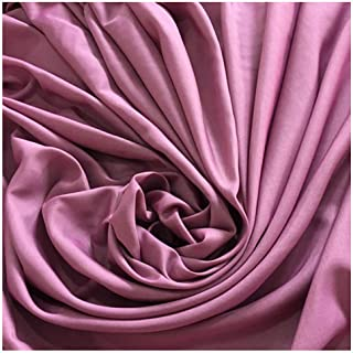 قماش مضاد للإشعاع، مجموعة قماش موصلة من الألياف الفضية بنسبة 50%، تستخدم لصنع ملابس النساء الحوامل والستائر، والوسائد، وعر...