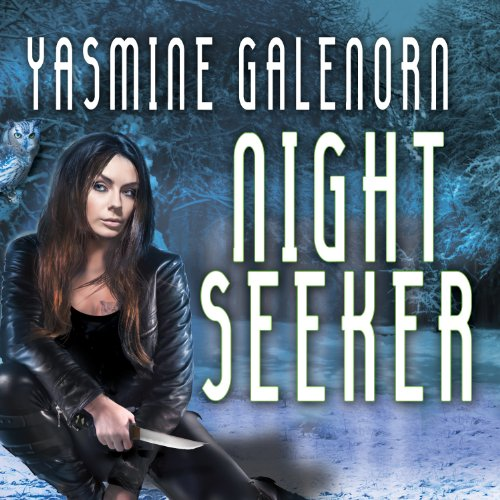Night Seeker audiobook cover art