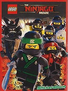 Blue Ocean-The Lego Movie 2 Collecte Autocollants 10 Booster Pochettes-édition allemande