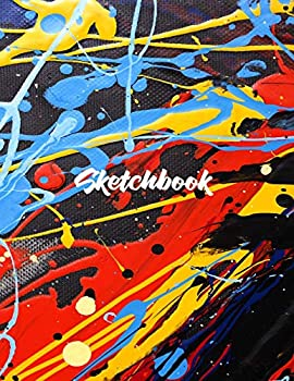 Sketch Book For Teen Girls and boys  Notebook for Drawing Writing Painting Sketching or Doodling 8.5  X 11  Personalized Artist Sketchbook  120 pages Sketching Drawing and Creative Doodling.