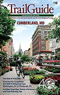 TrailGuide 14th Edition: Official Guide to the C & O Canal and the Great Allegheny Passage