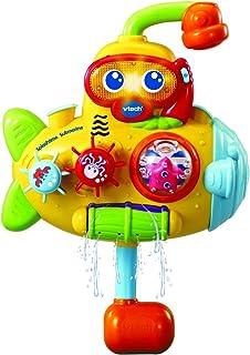 VTech Splashtime Submarine - Interactive Bath Toy for Kids - 516403 Multicolor