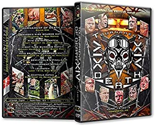 CZW - TOURNAMENT OF DEATH XIV DVD-R by Nick Gage