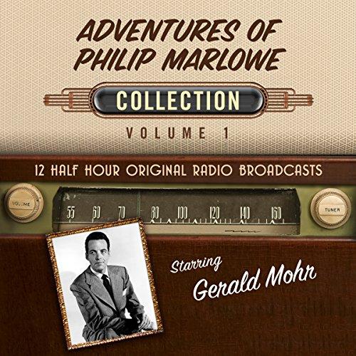 The Adventures of Philip Marlowe, Collection 1 Titelbild