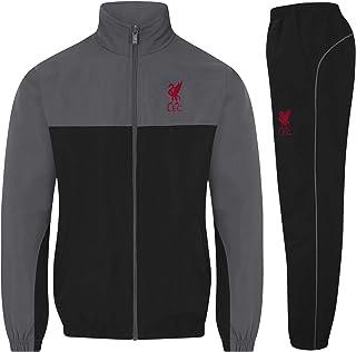 Liverpool FC - Jungen Trainingsanzug - Jacke & Hose - Offizielles Merchandise - Geschenk für Fußballfans