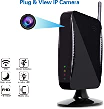 Hidden Camera - Spy Camera by Provision-ISR, WiFi 1080p HD Spy Cam, Remote Access App, Night Vision, Motion Detection, Wireless Security System