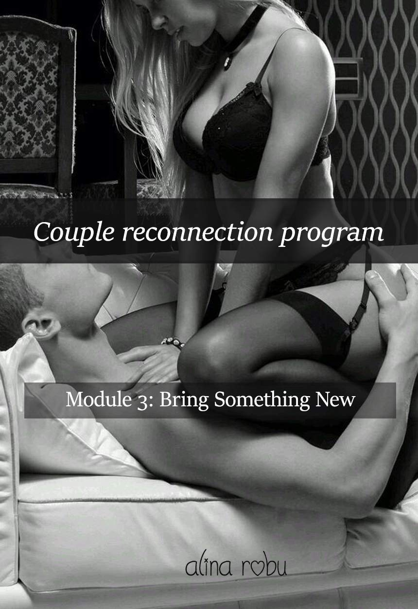 Image OfCouple Reconnection Program: Module 3: Bring Something New