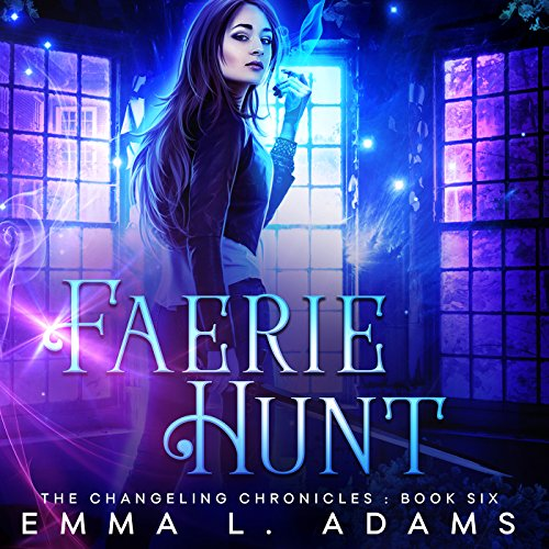 Faerie Hunt audiobook cover art
