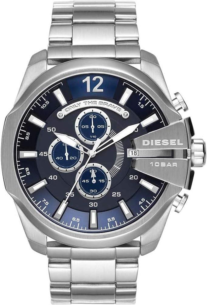 Diesel  orologio cronografo da uomo in acciaio inossidabile DZ4417