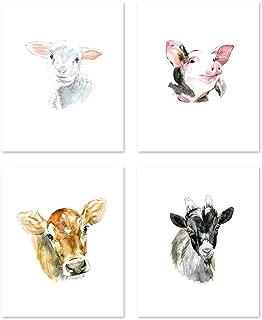 Best farm animal paintings Reviews