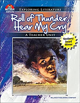 Roll of Thunder, Hear My Cry (Exploring Literature Teaching Unit) by [Mildred Taylor, Camela Kruser]