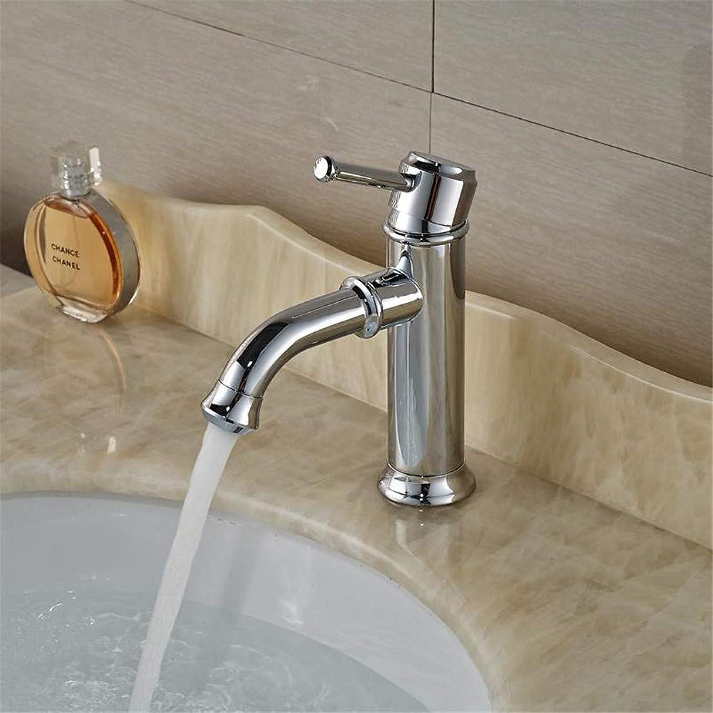 Willsego Wasserhahn Bad Waschbecken Wasserhahn Einhebelmischer Wasserhahn Aus Chrom (Farbe   -, Gre   -)