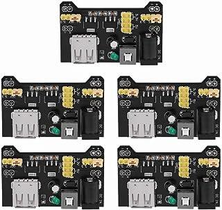 【𝐂𝒚𝐛𝐞𝐫 𝐌𝐨𝐧𝐝𝐚𝒚 𝐃𝐞𝐚𝐥𝐬】Power Supply Breadboard, 5 stuks 5 V/3,3 V Power Supply Board speciale Power Module vo...