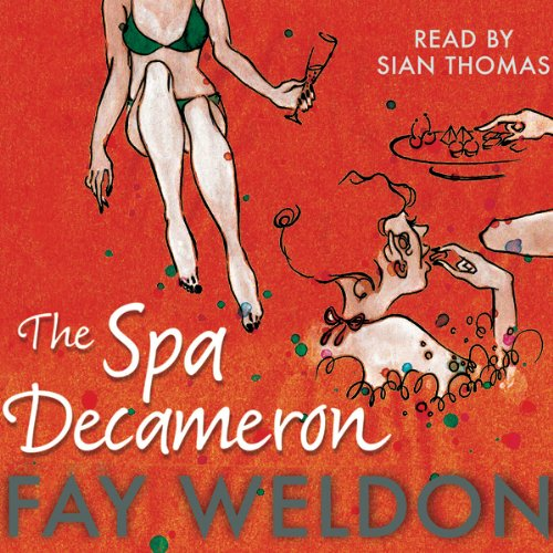 The Spa Decameron audiobook cover art